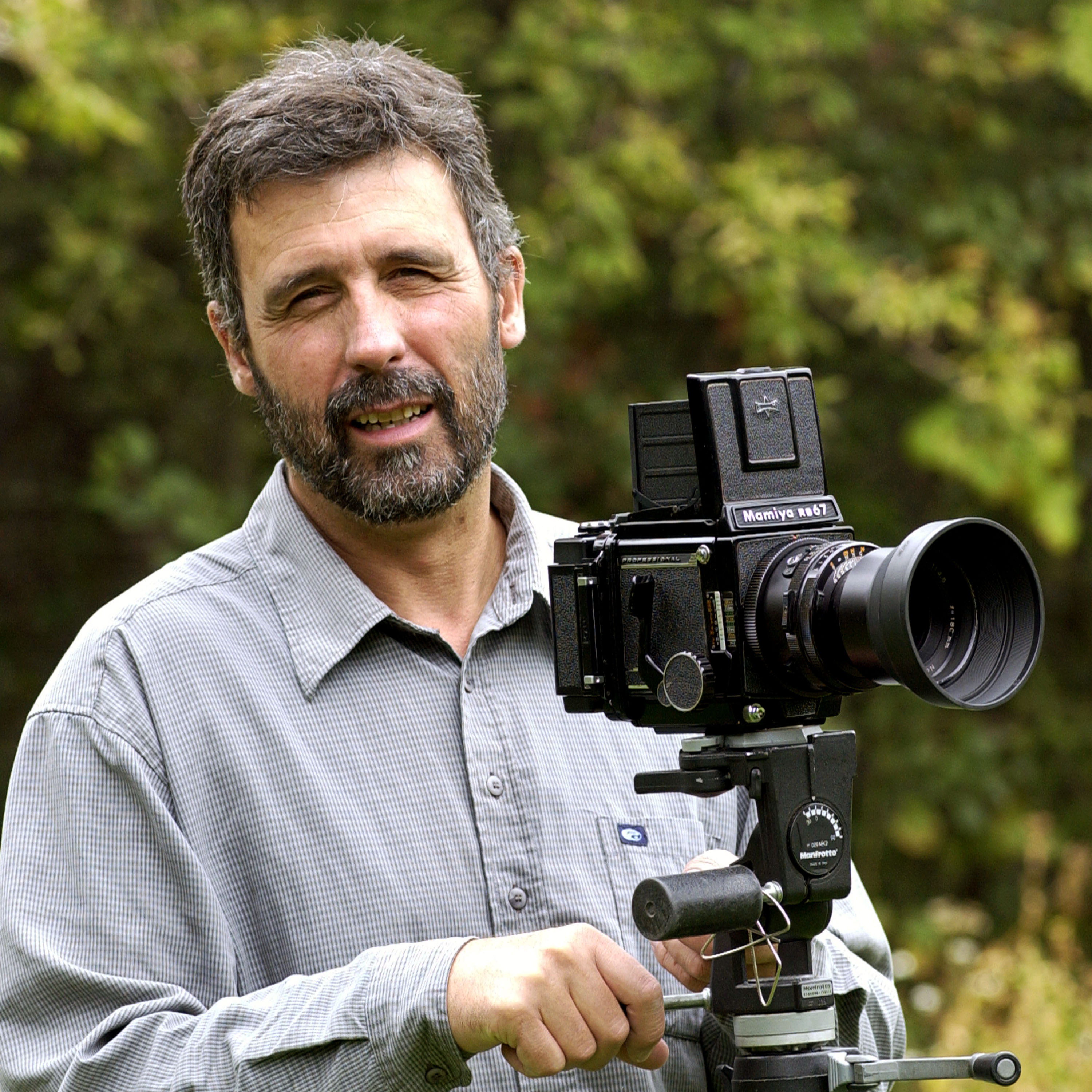 Photography Instructor Ray Pilon